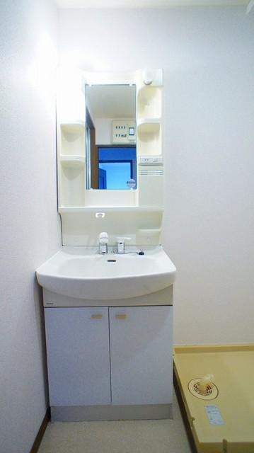 クレストヴィラヒヨシ 03020号室の洗面所