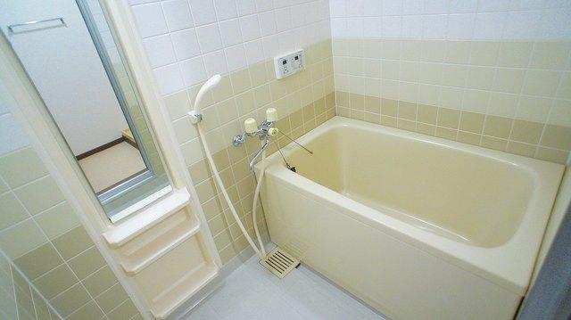 クレストヴィラヒヨシ 03020号室の風呂