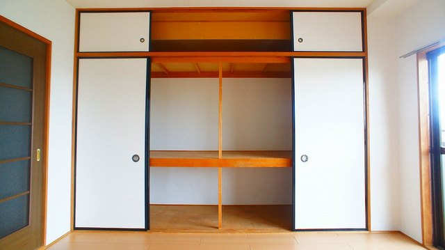 クレストヴィラヒヨシ 03020号室の収納