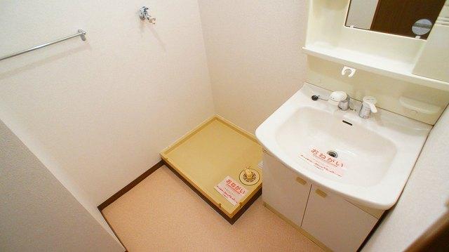 クレストヴィラヒヨシ 03030号室の洗面所