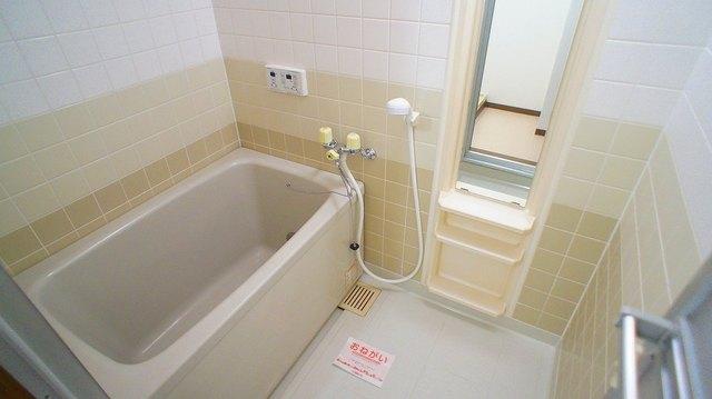 クレストヴィラヒヨシ 03030号室の風呂