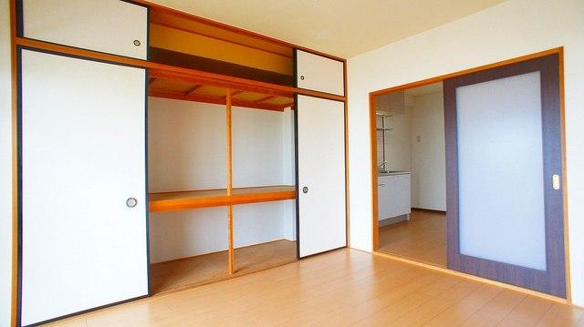 クレストヴィラヒヨシ 03030号室の収納
