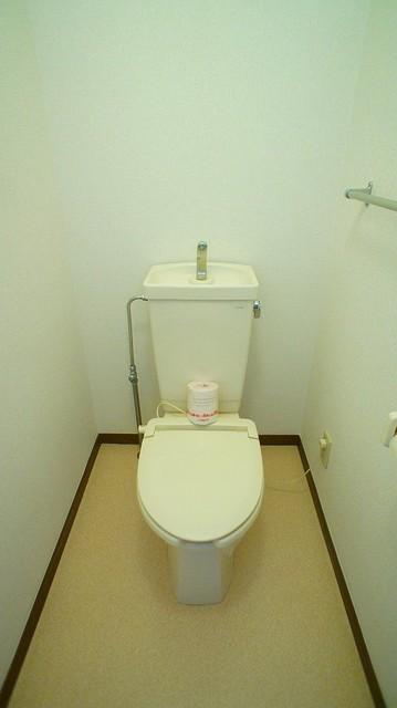 クレストヴィラヒヨシ 03030号室のトイレ