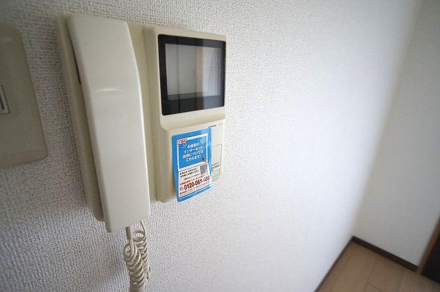 クレストヴィラヒヨシ 03030号室のセキュリティ