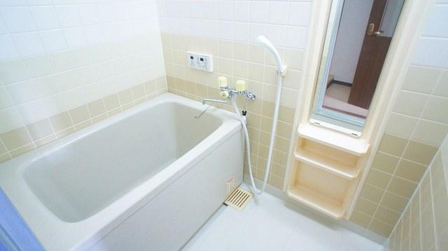 クレストヴィラヒヨシ 04040号室の風呂