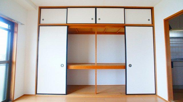 クレストヴィラヒヨシ 04040号室の収納
