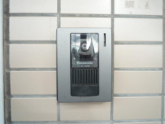 クレストヴィラヒヨシ 04040号室のセキュリティ