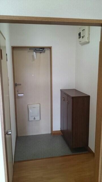 ニューシティー箕田Ⅱ 02020号室のキッチン