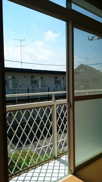 ニューシティー箕田Ⅱ 02020号室の玄関