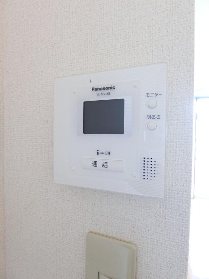 メゾンドレスポワール 01010号室のバルコニー