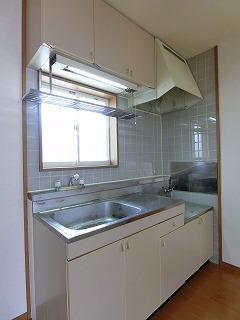 メゾンドレスポワール 01030号室のキッチン
