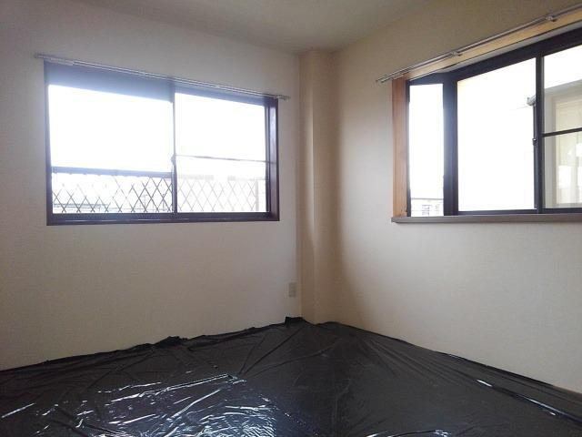 ファミーユハイツⅢ 02030号室のキッチン