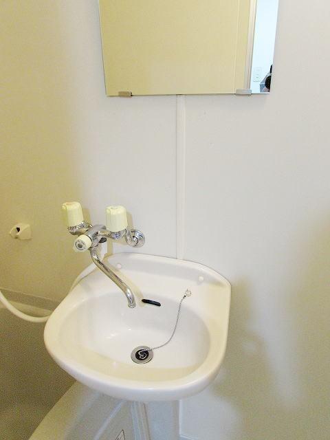 エスポワール筥松 02040号室の洗面所