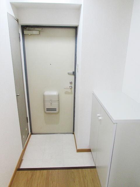エスポワール筥松 02040号室の玄関