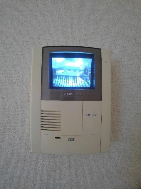 ニューシティー大沢Ⅱ 02030号室のセキュリティ