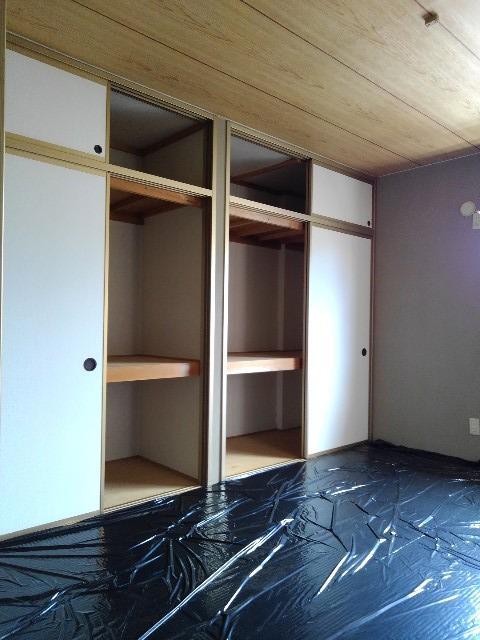 ニューシティー大沢Ⅱ 02030号室の収納