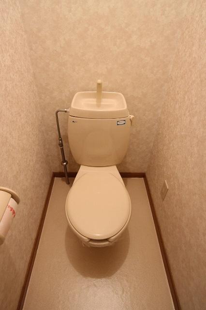 シャルマン 01010号室のトイレ