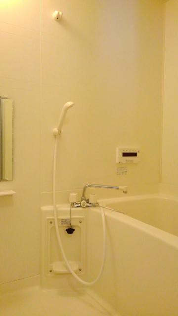 キャラバンサライ壱番館 01010号室の風呂