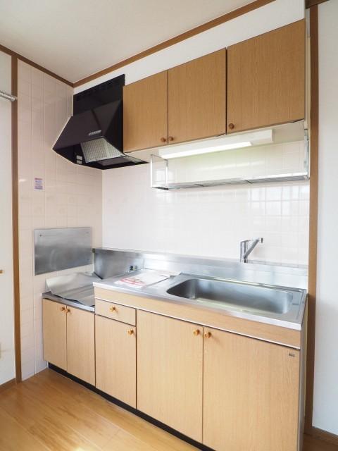 キャラバンサライ壱番館 02010号室のキッチン
