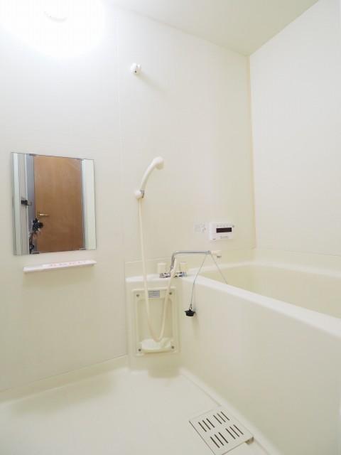 キャラバンサライ壱番館 02010号室の風呂