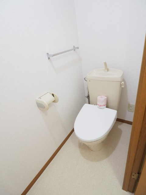 キャラバンサライ壱番館 02010号室のトイレ