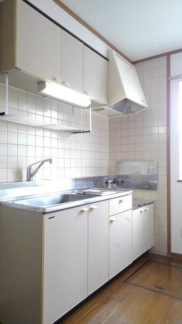 城タウンⅢ 01040号室のキッチン