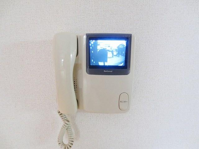 ベル・壱番館 02020号室のセキュリティ