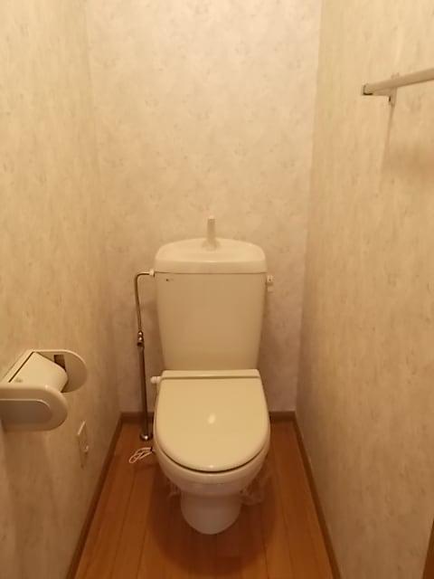 シャン・ド・フルールⅠ 02030号室のトイレ