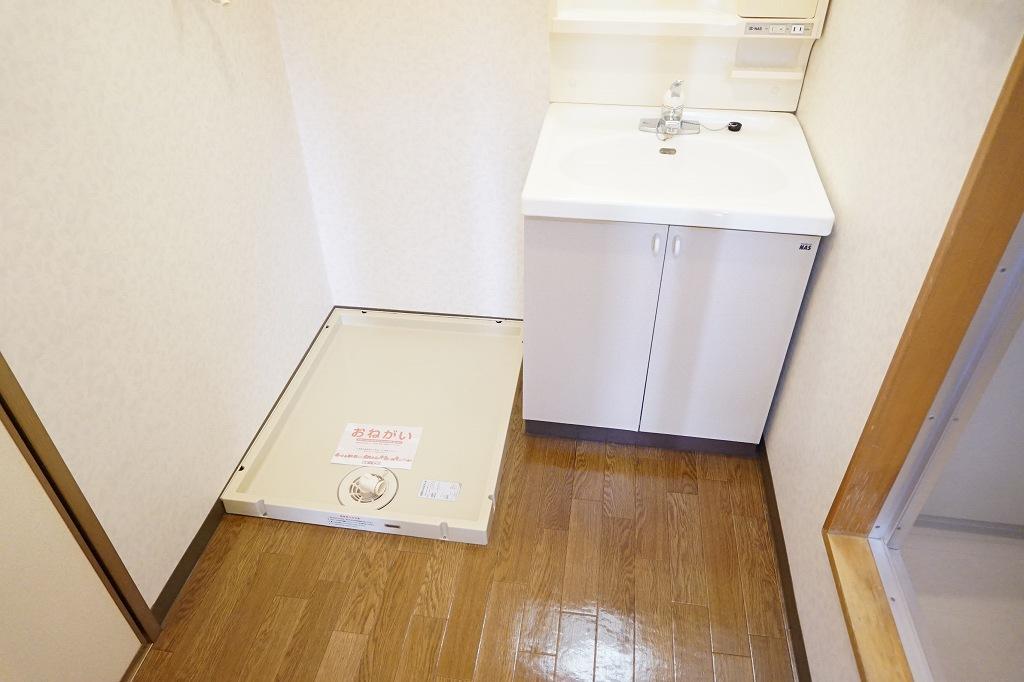ANNEX IMAI 02030号室の洗面所