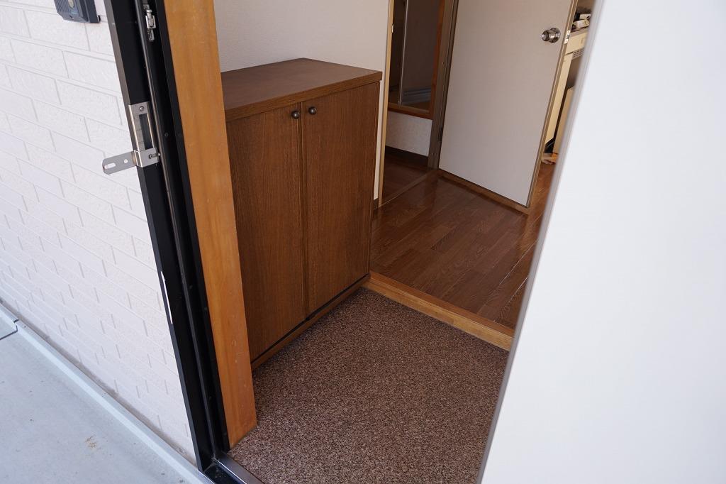 ANNEX IMAI 02030号室の玄関