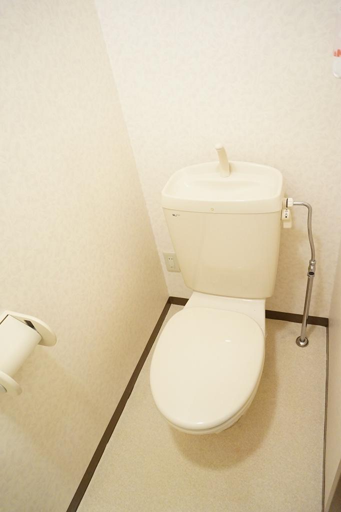 ANNEX IMAI 02030号室のトイレ