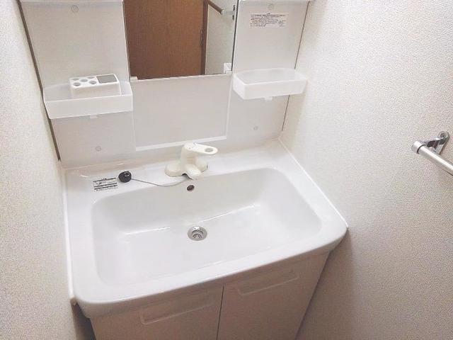 プラセール 02010号室の洗面所