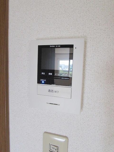 メゾン・ド・ステラB 01010号室のセキュリティ