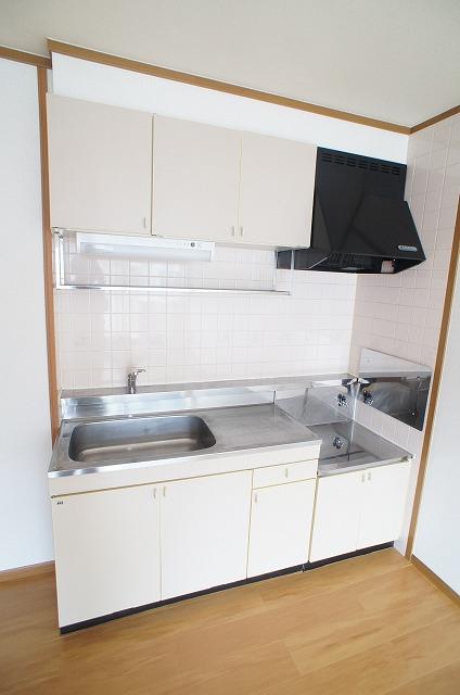 レジェンドパークⅠ 02020号室のキッチン