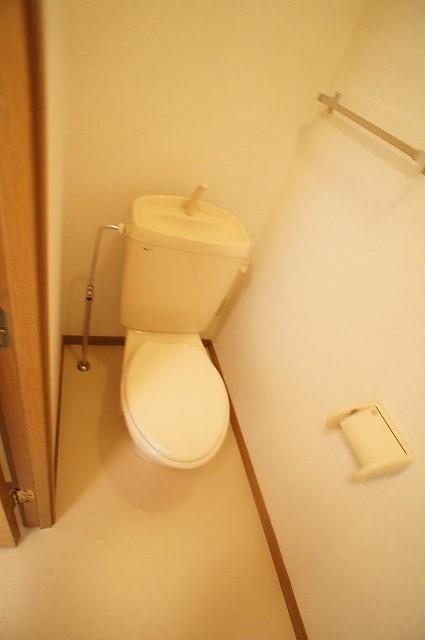 レジェンドパークⅠ 02020号室のトイレ