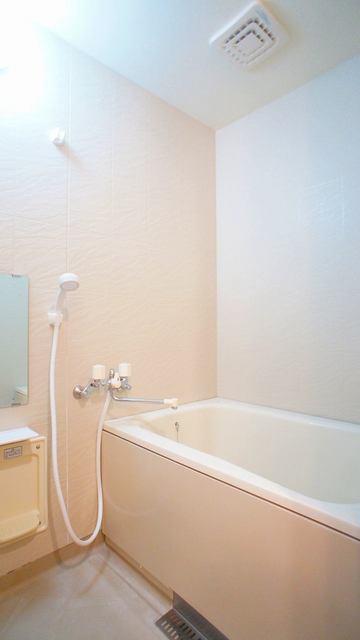 コーポラスⅥ. 02010号室の風呂