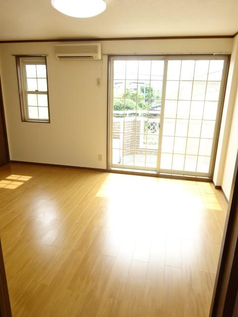 シエル 02020号室の居室