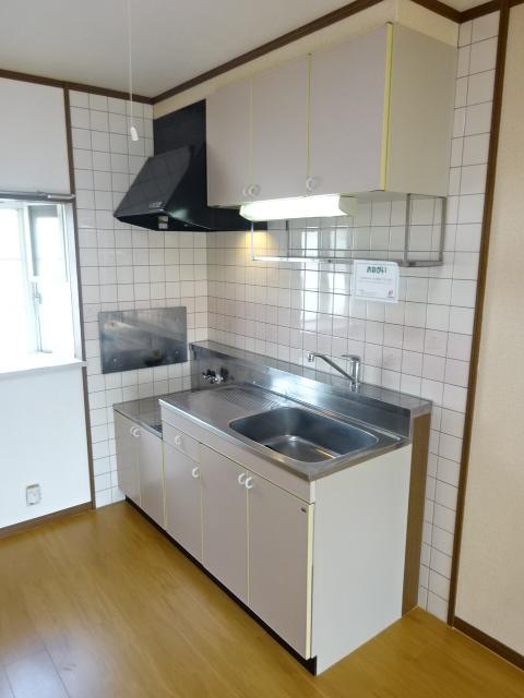 シエル 02020号室のキッチン