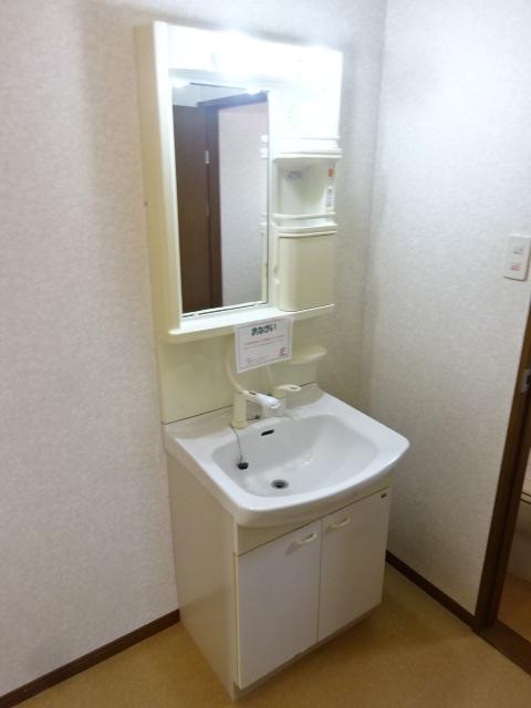 シエル 02020号室の洗面所