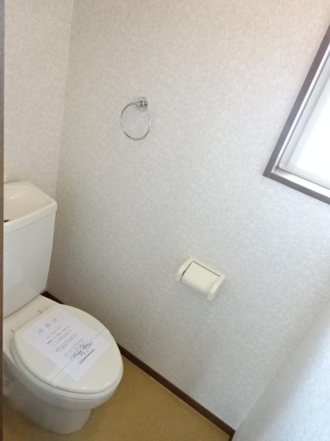 シエル 02020号室のトイレ