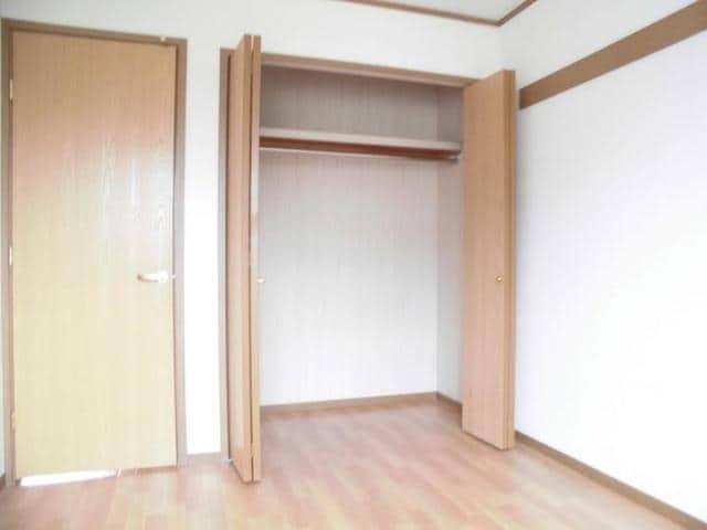 ヴィラロ-リ- 02040号室の収納