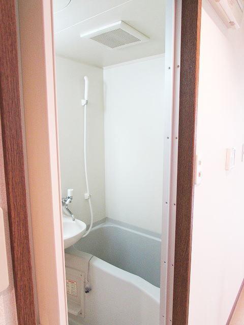 グレイスシャトル 02020号室の風呂