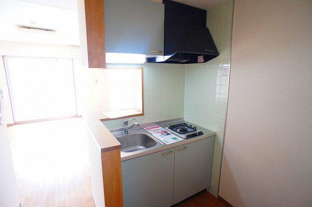 フレール与野本町 01030号室のキッチン