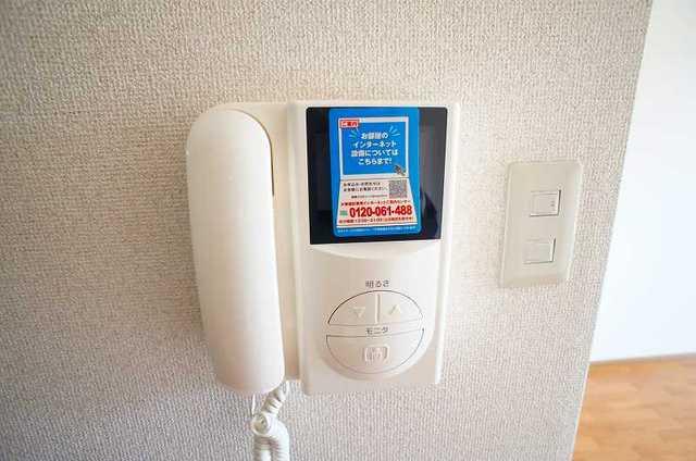フレール与野本町 01030号室のセキュリティ