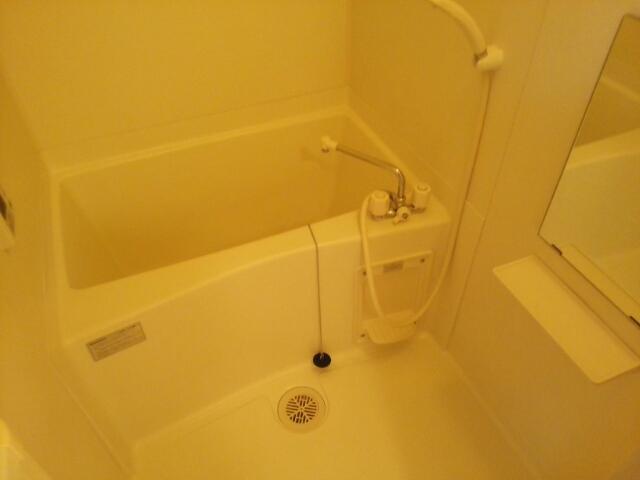 フレール与野本町 01040号室の風呂