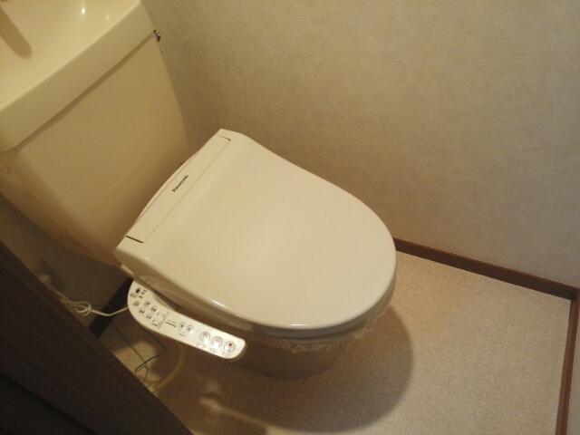フレール与野本町 01040号室のトイレ
