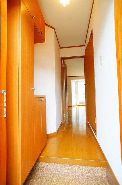 久保ハイツ 01010号室の玄関