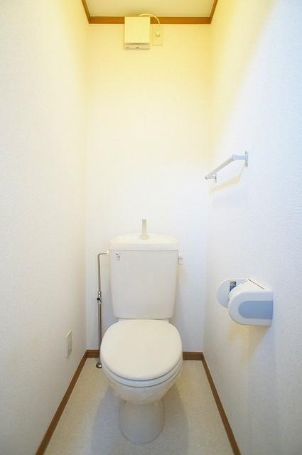 久保ハイツ 01010号室のトイレ