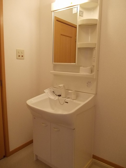 アルカンシェルコート 02020号室の洗面所