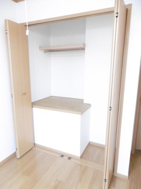 アルカンシェルコート 02020号室の収納